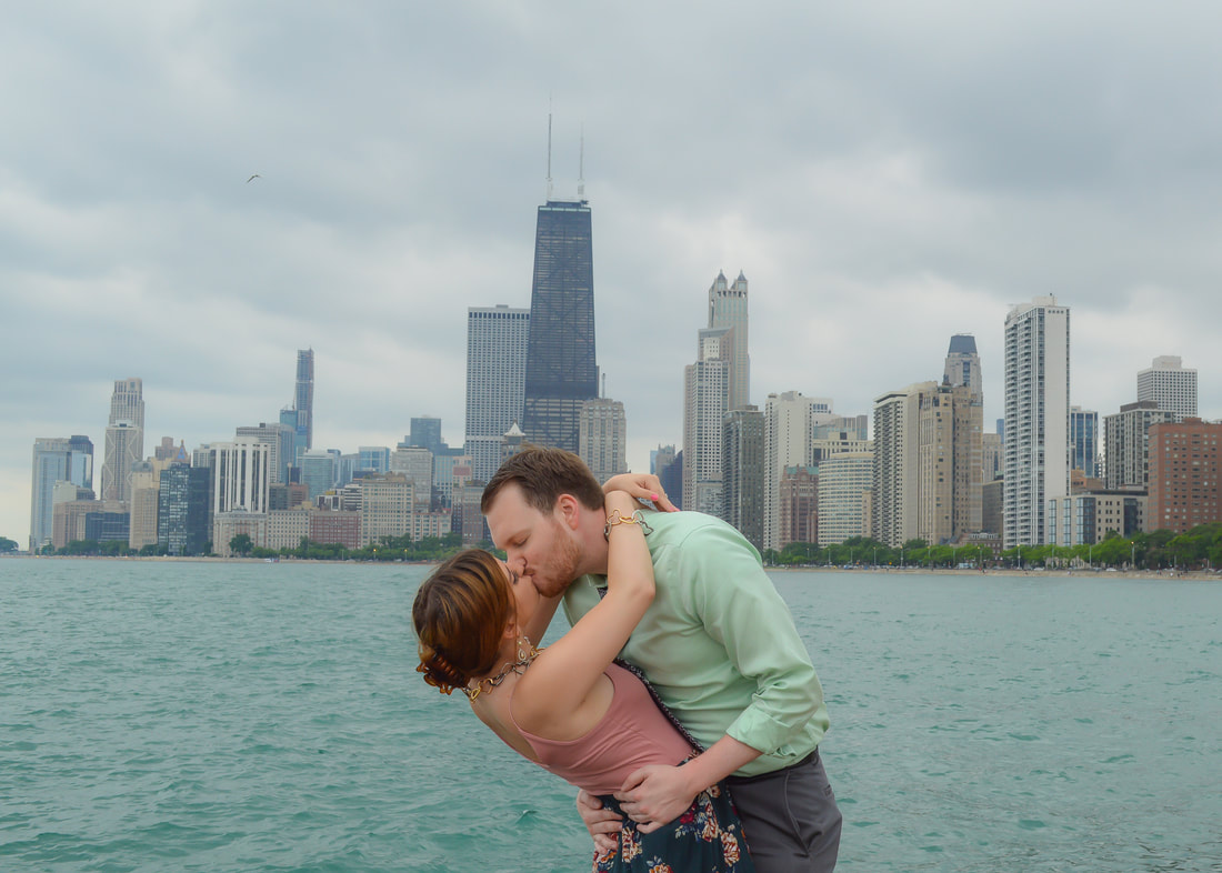 Chicago Engagement Photography by Shoot 312